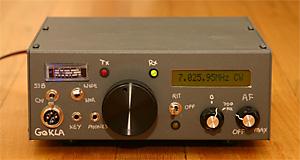 Gateway40 - SSB Homebrew Direct Conversion Phasing Transceiver